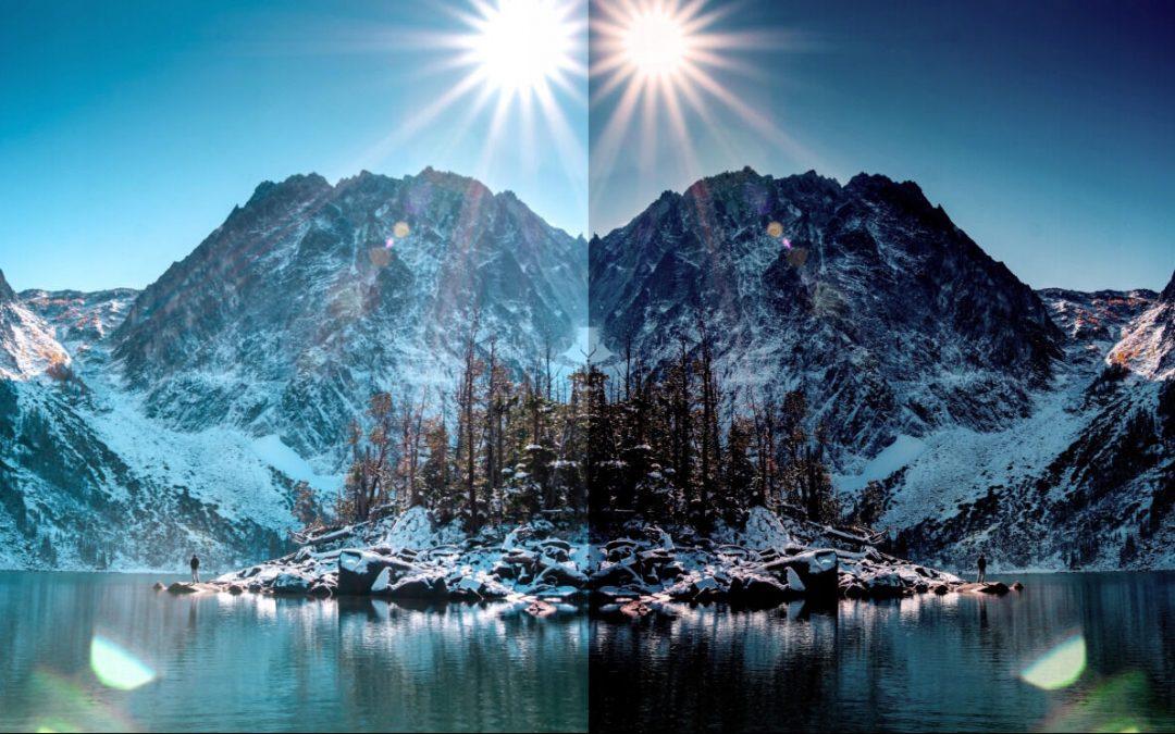 Polaryzacja w okularach przeciwsłonecznych
